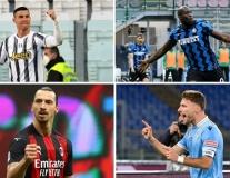 11 cầu thủ dẫn đầu danh sách Vua phá lưới Serie A: Bất ngờ với số 4, Ronaldo ở đâu?