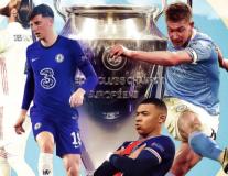 10 thống kê tứ kết Champions League: Đáng nể Pep Guardiola; Ông kẹ Chelsea!