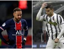 10 ngôi sao tấn công đỉnh nhất châu Âu: Cú sốc CR7; Neymar số một