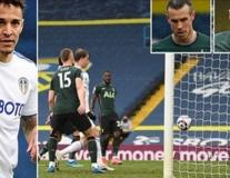 Harry Kane đen đủi, Tottenham vỡ mộng top 4