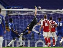 10 thống kê đặc biệt Chelsea 0-1 Arsenal: Phá bỏ lời nguyền!