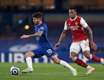 Chấm điểm Chelsea trận Arsenal: Tiếc nuối Pulisic!