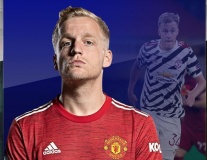 Van de Beek tại Man Utd: Cơ hội ít hay không đủ tài năng?