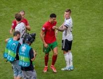 Dàn công thần Real Madrid quây quần sau trận Bồ Đào Nha 2-4 Đức