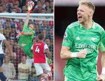 Bay người hết cỡ, sao Arsenal cứu nguy kịp thời