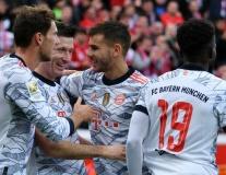 Hủy diệt đối thủ 5 bàn, Bayern Munich đạt cột mốc khủng