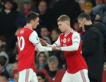 Sau Ozil, một số 10 tài năng khác đang hình thành tại Arsenal