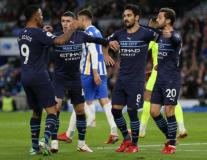 Grealish lập cú đúp kiến tạo, Man City thắng đậm Brighton
