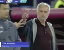 Phản ứng thái quá, Mourinho bị truất quyền chỉ đạo