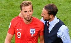 Harry Kane và 'họng pháo' hạng nặng của Gareth Southgate