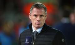 Jamie Carragher chỉ thẳng cái tên Man United cần loại khỏi đội hình