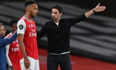 Đoạt FA Cup, Mikel Arteta phá vỡ im lặng về tương lai Aubameyang