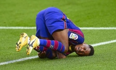 XONG! Chiến thắng đậm, Barcelona nhận tin sốc từ thần đồng 18 tuổi