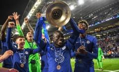 Chelsea góp 7 cái tên trong danh sách cầu thủ xuất sắc nhất Champions League