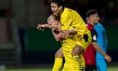 Haaland lập hattrick, Dortmund nghiền nát đối thủ