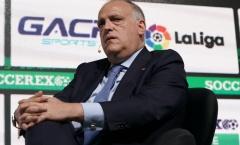 Chủ tịch La Liga: 'Chúng tôi muốn kết thúc mùa giải'