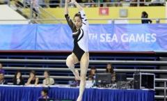 VĐV thể dục dụng cụ Việt Nam khó có khả năng tranh huy chương
