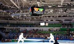 Đấu kiếm Việt Nam dừng bước ở Olympic dù khởi đầu thành công