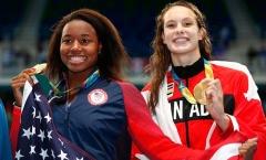 VĐV 16 tuổi giành HCV, lập kỷ lục 100 m tự do nữ Olympic