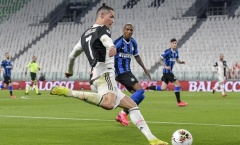 Ronaldo 'mắc kẹt' ở Madeira, để ngỏ khả năng tham dự trận đấu với Lyon