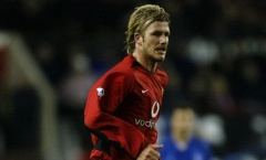 David Beckham chỉ ra cầu thủ giống Ryan Giggs mà anh rất ấn tượng