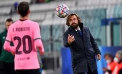 Pirlo: 'Tôi muốn gặp lại Barca ngay lập tức'