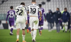 'Đây là phiên bản Juventus tồi tệ nhất'
