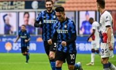 Vùi dập đối thủ 6-2, Inter vươn lên dẫn đầu Serie A