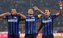 CHOÁNG! Đánh cha mẹ, cựu sao Inter bị cảnh sát bắt giữ