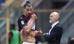 Ibrahimovic 'được giải oan' sau trận Parma - Milan