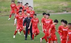 Thầy Park và bài toán phục hồi thể trạng cho tuyển thủ Việt Nam