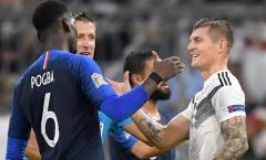 Đổi Paul Pogba lấy Toni Kroos, Man Utd được gì và mất gì?