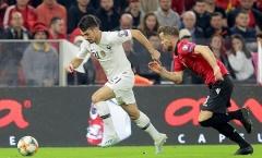 Griezmann chấm dứt 700 phút 'hạn hán', tuyển Pháp chốt hạ vòng loại EURO xuất sắc