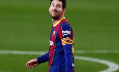 Sau 1003 phút, Lionel Messi mới lại làm được 1 điều cho Barca