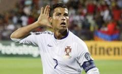 Ronaldo nhớ tiếng la ó của khán giả