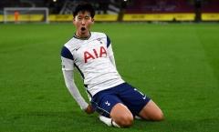 Kết liễu Southampton, Son Heung-min thiết lập cột mốc khủng