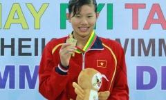 Chưa thi đấu, Ánh Viên đã lập kỷ lục SEA Games