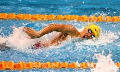 Bơi lội: Kỷ lục gia Quý Phước, Anh Viên thay nhau mang vàng về