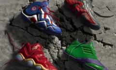 Adidas tung phiên bản đặc biệt phong cách Avengers