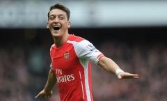 Mesut Oezil: Arsenal sẽ vô địch Premier League mùa tới