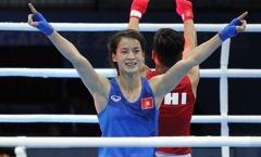 Nữ võ sĩ Việt dậy sóng Singapore vì… quá xinh