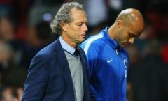 """""""Thuyền trưởng"""" của Club Brugge thừa nhận bất lực trước M.U"""