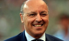 Juventus bình thản dù rơi vào bảng tử thần