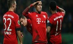 Bochum 0-3 Bayern Munich (Tứ kết Cúp Quốc gia Đức)