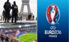 Pháp tung hơn 60.000 cảnh sát đảm bảo an ninh EURO 2016