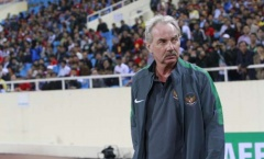 HLV Alfred Riedl dẫn dắt Indonesia tại AFF Cup 2016