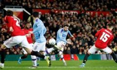 Xác định đối thủ của Man Utd ở vòng 3 League Cup