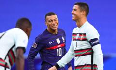 Mbappe gọi Ronaldo là 'idol' sau trận Pháp - Bồ Đào Nha