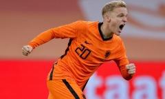 Chấm điểm Hà Lan 1-1 Tây Ban Nha: Van de Beek kém 'người thừa' Real Madrid
