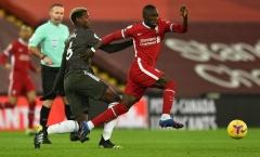 Liverpool rơi xuống vị trí thứ 4, tình hình Top 4 quá kịch tính